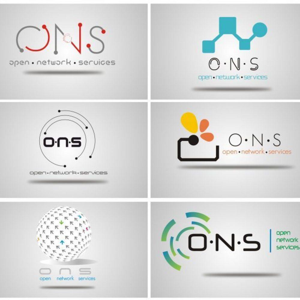 ONS Logo Designs
